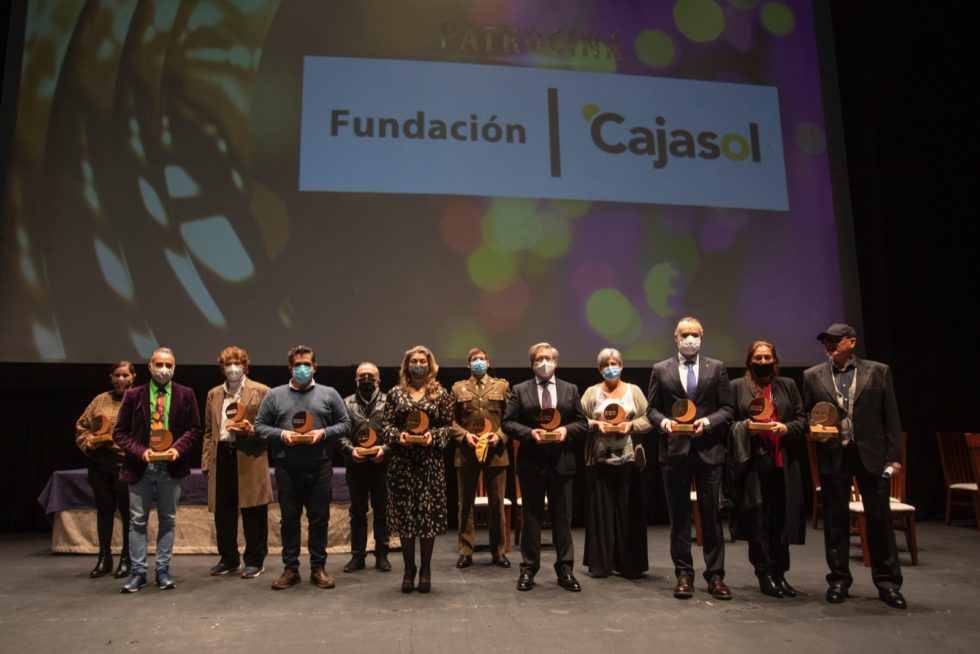 Entrega de las Uvas de la SER 2020 en Huelva